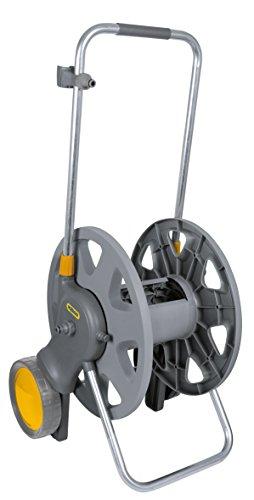 Hozelock - Carro portamanguera para 90 m de manguera de 12,5 mm - incluye 2...