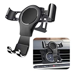 Special mobile phone holder, only for Volkswagen Arteon 2019 Dedicated base, not blocking the navigation screen Easy Installation, installation does not damage the car,easy installation Gravity linkage, Place your phone with one hand, Place firmly Su...