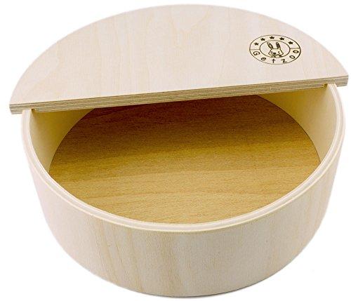 Getzoo Ø 21 cm Sandbad XS (runder Deckel, Höhe 6 cm)