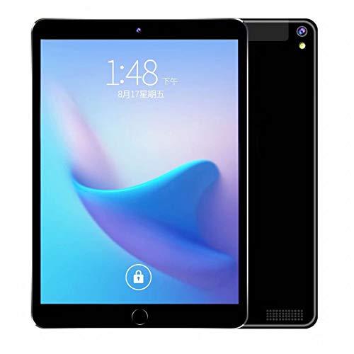 Tablet - 10.1 Inch Android 8.0, 30W Rear Camera, Quad-Core, Bluetooth, GPS, Quad Cord, 32GB ROM 2GB RAM 1280 * 800 HD IPS Screen Wi-Fi