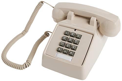 Cortelco 250044-VBA-20MD Teléfono Fijo de un Auricul