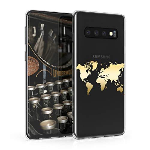 pas cher un bon Coque Kwmobile pour Samsung Galaxy S10 – Coque de protection en silicone…