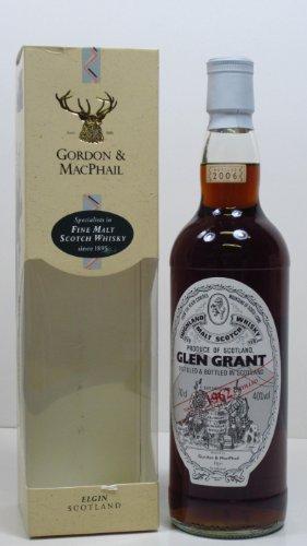 Glen Grant - Speyside Single Malt Whisky - 1962 44 year old Whisky