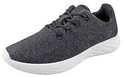3. Urban Fox Mens Parker Wool Sneakers