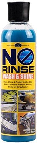 Price comparison product image Optimum (NR2010C) No Rinse Wash & Shine - 8 oz. Size: 8 Ounce