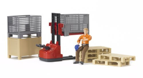 Bruder 62200 - bworld Logistikset