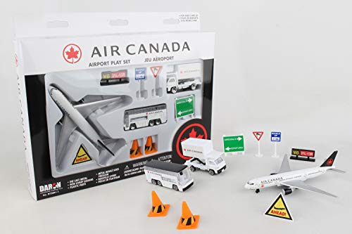 Real Toys RT5881 Air Canada Play Set