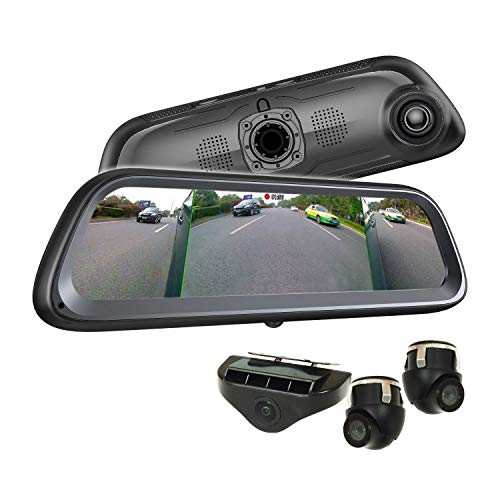 MAXWIN『ADAS搭載4カメラ同時録画デジタルスマートルームミラー(SMDR-B001A)』