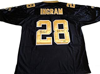 Mark Ingram Autographed New Orleans Saints Authentic Reebok Jersey