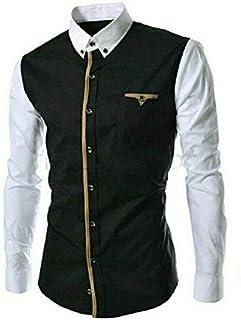 10b66798564 Satin Men's Shirts: Buy Satin Men's Shirts online at best prices in ...