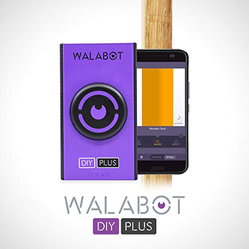 Walabot DIY Plus - Advanced Wall Scanner, Stud Finder - for Android Smartphones - DY2PBCGL01