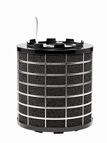 Plasmafilter RONDO 550 für den Schachteinbau/Luftreinigungsfilter für Dunstabzugshauben/Geruchsfilter