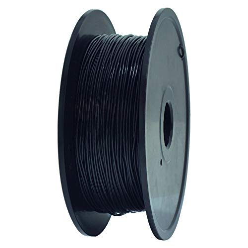 GIANTARM TPU Filament, precisión dimensional +/- 0.02 mm, filamento de TPU 1.75 mm 0.4 kg, (negro)...