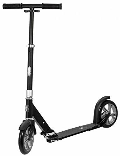 WORX Santa Monica Scooter, Schwarz, 72-90cm