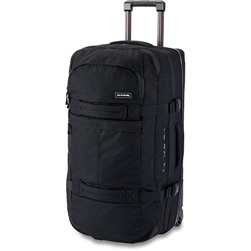 Dakine Split Roller Travel Bag with Wheels, 85 Litre, Spacious & Organized Pockets - Strong Luggage, Trolley and Sports Bag