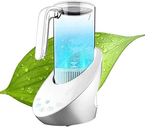 Leilims Hydrogen Générateur d'eau bouilloire, plus haut modèle – de catégorie alimentaire PC Hydrogen Générateur d'eau SPE PEM Water Technology ioniseur Hydrogen Rich Water Machine