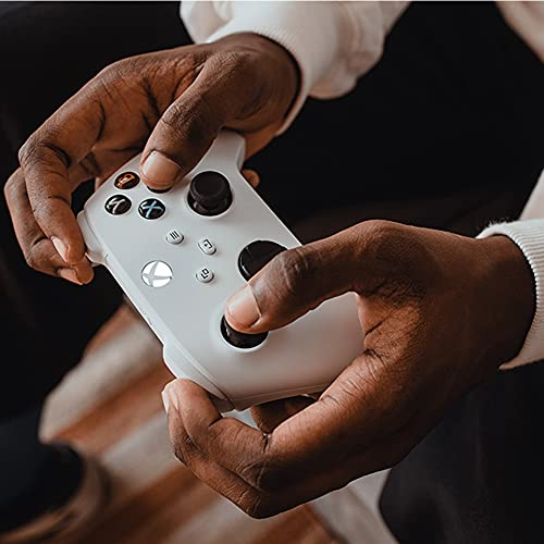 Xbox Wireless Controller Robot White - 9