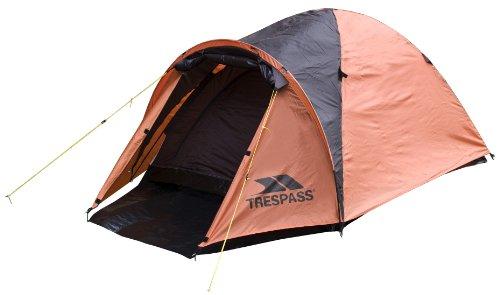 Trespass Tarmachan Tienda de campaña, Unisex Adulto, Naranja (SST), Talla Única