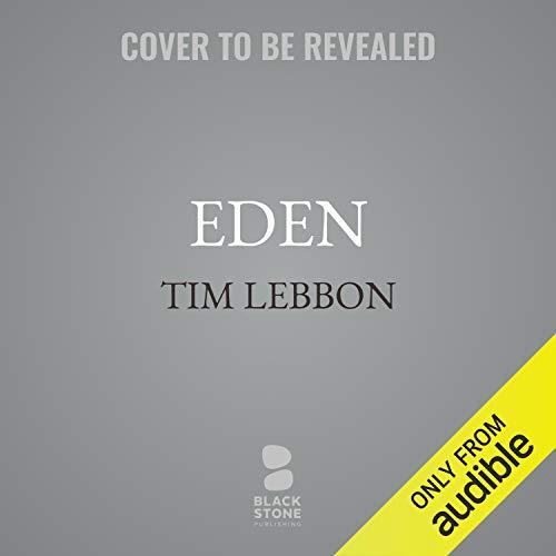 Eden audiobook cover art