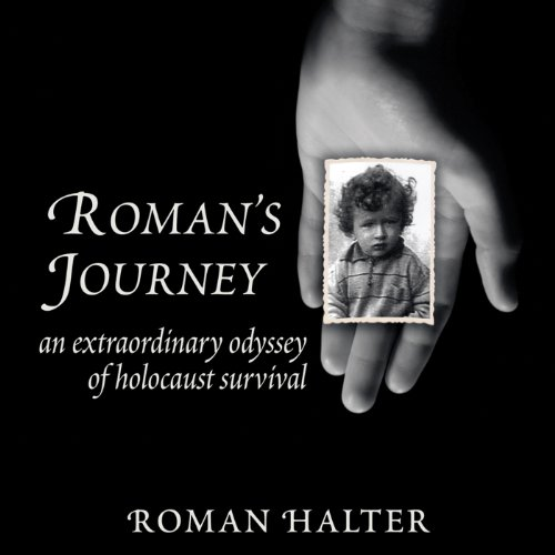 Roman's Journey audiobook cover art