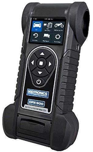 Midtronics CPX900 P EU Conductance Profiling - Comprobador de baterías con impresora integrada