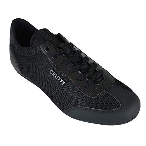Cruyff Classics Recopa Emblema - Zapatillas Bajas Hombre Negro Talla 41