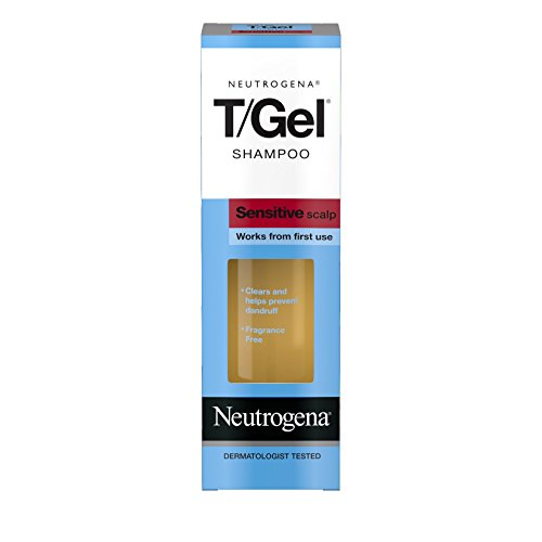 Neutrogena T/Gel Champú Para Cuero Cabelludo Sensible - 125 ml.