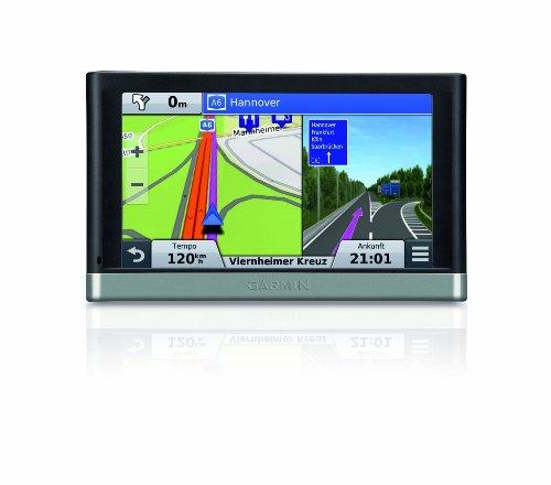 Garmin nüvi 2557 LMT EU Navigationsgerät (12,7 cm (5 Zoll) LCD-Display, 480 x 272 Pixel, microSD-Kartenleser, TMC, USB 2.0)