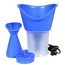 DALUCI 3 in 1 Plastic Steam Vaporizer, Nozzle Inhaler, Facial Sauna, and Facial Steamer Machine | Face, Nose, and Cough Steamer |