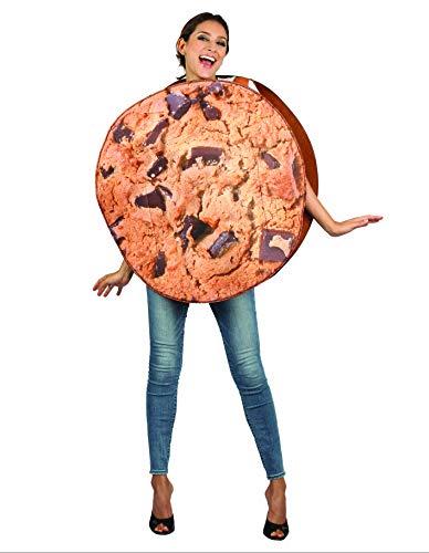PARTY FIESTA Disfraz De Cookie De Chocolate