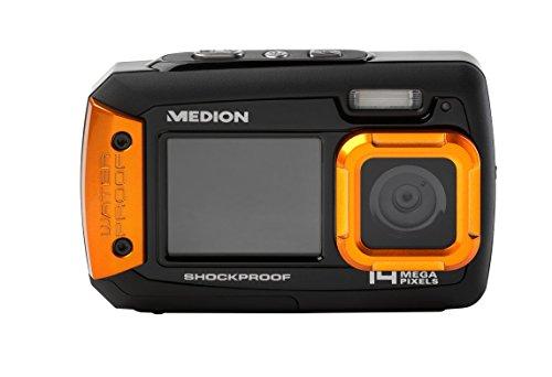 Medion s43028Kamera Compact 14MP CMOS 4320x 3252pixels schwarz–Digitalkameras (Kamera Compact, 14MP, CMOS, 4320x 3252Pixel, 4x, Auto)