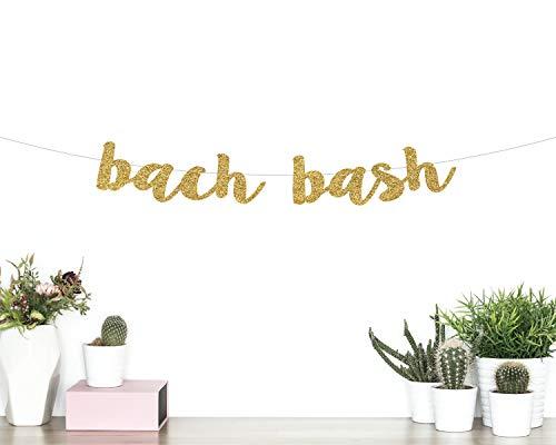 Bach Bash Cursivo Banner Novia Ducha Banner Bachelorette Party Novia Brunch Banner Novia Para Ser Novia Soltera Futuro Señora