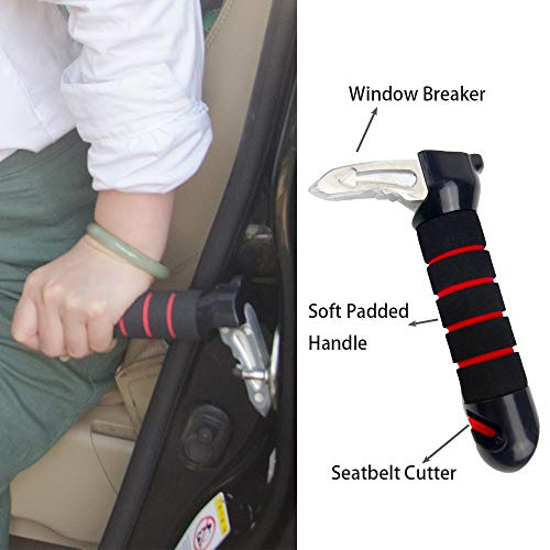 Portable Car Handle Heavy Duty Automotive Handle Assistance Mobility Aid Auto Assist Grab Bar Vehicle Seat Transfer Handles Handicapped Accessories for Able Elderly