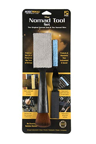 MusicNomad MN204 The Nomad Tool Set - The Original Nomad Tool & The Nomad Slim