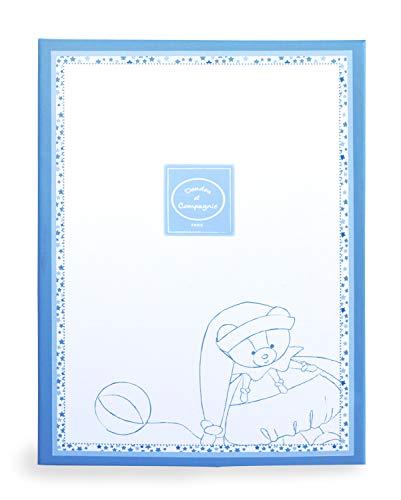 Doudou et Compagnie Petit Chou Doudou Bleu