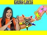 DIY Fidget Spinners by Karina Garcia!