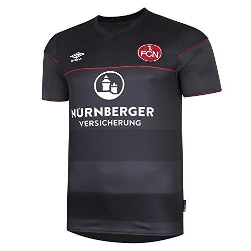 UMBRO 1. FC Nürnberg Trikot 3rd 2020/2021 Herren schwarz/anthrazit, M
