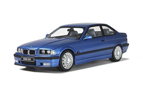 BMW e36 M3 Coupe blau Modellauto OT625 Otto 1:18