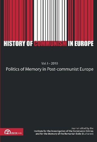 Politics of Memory in Post-communist Europe (History of Communism in Europe) (English Edition)