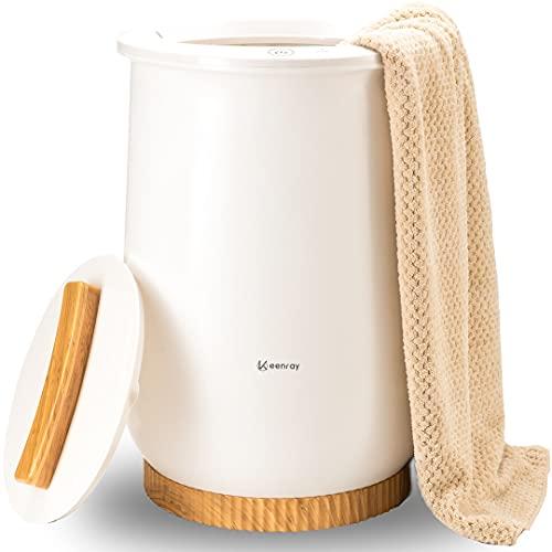 Keenray Bucket Style Towel Warmers, Luxury Bucket Towel...