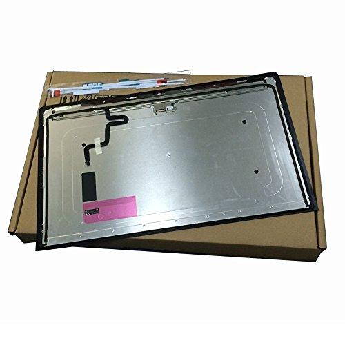 OLVINS Pantalla LCD de Repuesto con ensamblaje de Vidrio Frontal LM270WQ1 (SD) (F1) para iMac 27 '' A1419 LCD 2012-2013 año