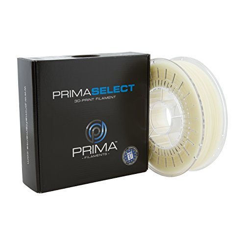 PrimaCreator PrimaSelect - Filamento para impresora 3D, 2,85 mm - 750 g, Glow In The Dark Grün, 12