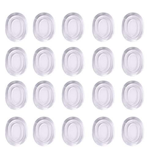 Artibetter - Juego de amortiguadores para tambores (20 unidades)