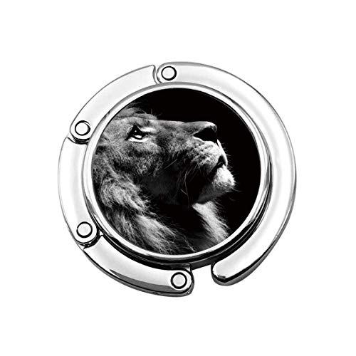 Lion Thingking munthouder langwerpig haak voor handtas kledinghangers bureau