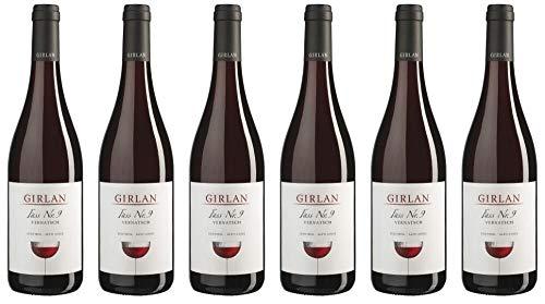 6x Girlan Vernatsch Fass Nr. 9 2019 - Weingut Cantina Girlan, Südtirol - Rotwein