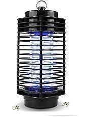 Atheta Lámpara Antimosquitos Eléctrico UV LED Lámpara de Mosquito Mata Mosquitos Moscas Destructora de Insectos Trampas para Insectos Interior y Exterior