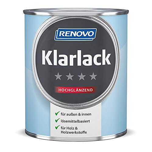 Klarlack 750 ml Hochglänzend Renovo