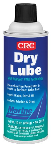CRC Marine Dry Lube with PTFE Technology (10-Ounce) (06114)