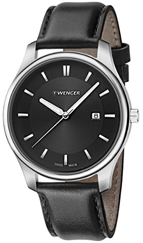 WENGER City Classic Relojes Hombre 01.1441.101