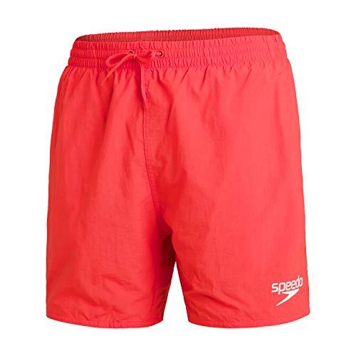 Speedo Hombre Essentials 16' Bañador para Hombre, Volcanic Orange, Small